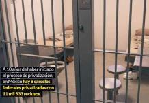 Buscará AMLO cancelación de contratos que privatizaron cárceles