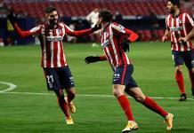El Atlético de Madrid gana y asegura el campeonato de invierno