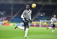 Pogba sitúa líder al Manchester United con una espectacular volea