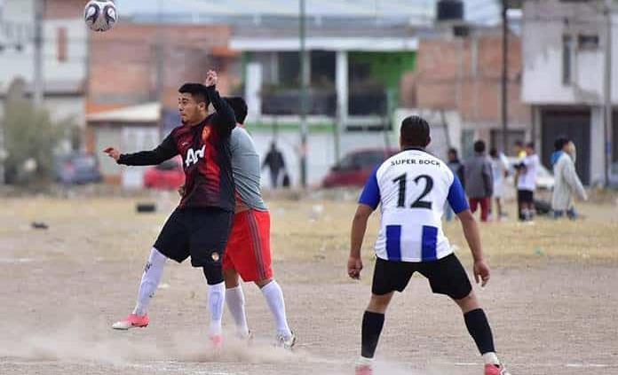 Derrota Trinidad 2-0 al Atlético 14