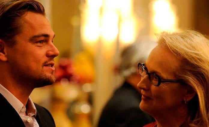 DiCaprio, Lawrence y Chalamet