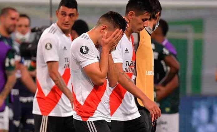 Eliminan al River Plate de Copa Libertadores