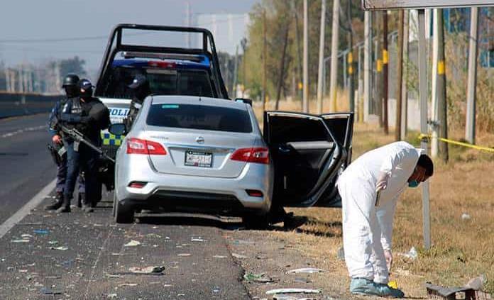 Sin freno, violencia de grupos criminales en Guanajuato