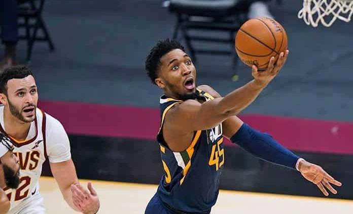 Jazz concluye gira abreviada con triunfo sobre los Cavaliers