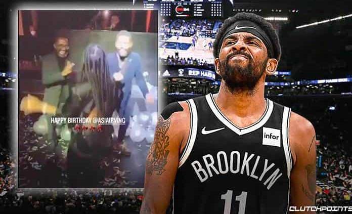 Nets y la NBA investigan a Kyrie Irving