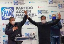Admite Pedroza que no ha tenido contacto con Xavier Nava; Gama se suma a la campaña de Octavio