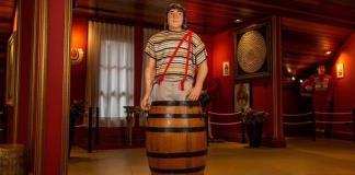 Internet se rinde al peculiar museo de cera de un empresario brasileño