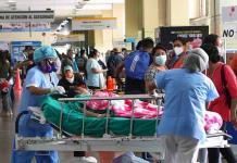 Trauma masivo entre las enfermeras tras un año de pandemia