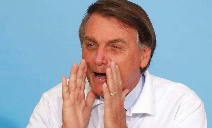 Bolsonaro intentó sabotear la lucha contra la covid en Brasil, acusa HRW