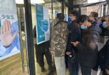 Ciudad china hace millones de pruebas por brote de COVID-19