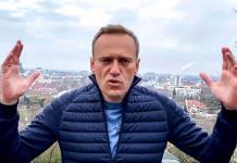 Navalni desafía a Putin y anuncia su regreso a Rusia
