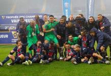 Pochettino logra su primer título con el PSG