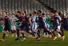 Barsa, finalista de la Supercopa