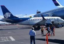 Aeroméxico despedirá a 374 sobrecargos tras caída del 54.2 % de pasajeros