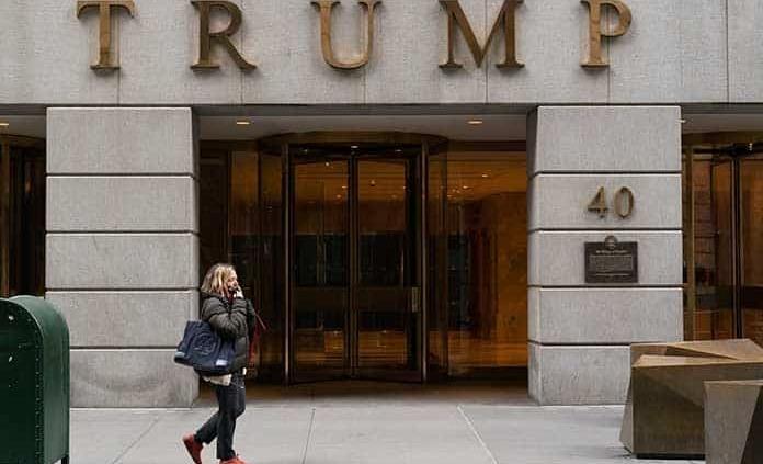 """Ciudad de Nueva York """"corta"""" con Trump"""