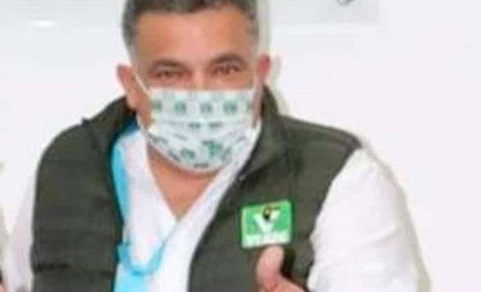 David Medina sería candidato del PVEM a la alcaldía de Valles