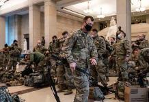 Despliegan a más de 20 mil soldados