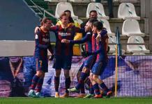 El Barcelona se clasifica para la final de la Supercopa de España