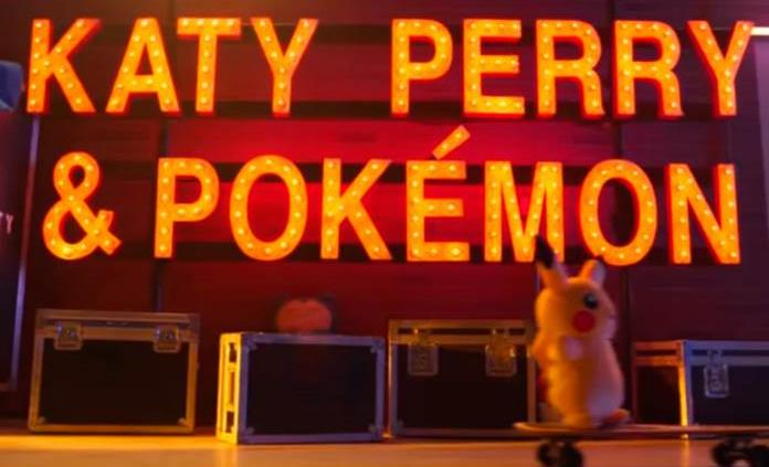 Katy Perry con Pikachu celebran el 25 aniversario de Pokémon