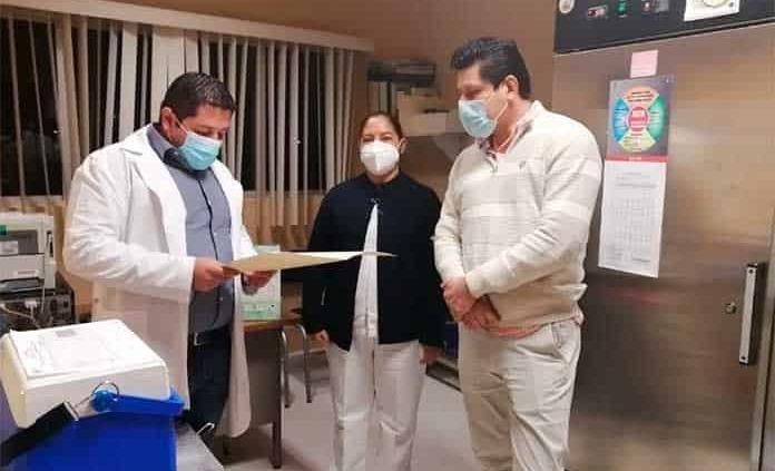 Llegó la vacuna anti Covid a Ciudad Valles