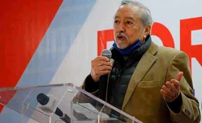 """""""Sin rumbo"""", gobierno de AMLO: Salazar S."""