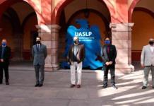 Institutos de investigación de la UASLP cuentan con nuevos directores