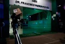 Llegan al IMSS de SLP vacunas contra covid