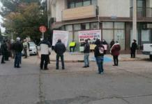 Protestan en el Registro Agrario Nacional; denuncian despojo de tierras