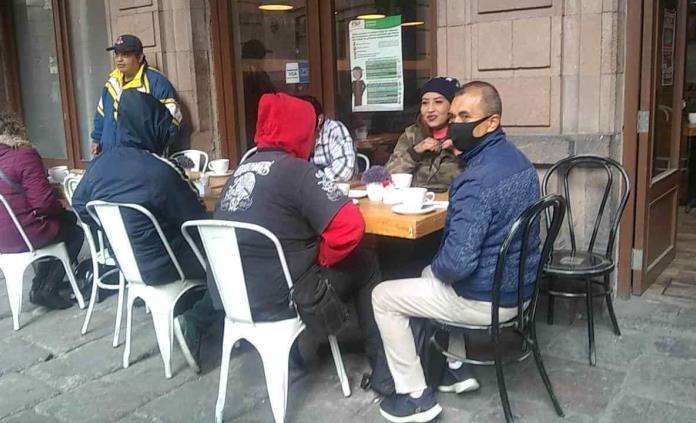 Suspende Ciudadanos Observando rueda de prensa por presencia de supuesto grupo de choque