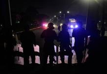 Autoridades de Guatemala y México cierran paso a caravana migrante