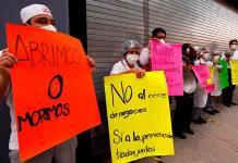 Ciudad de México permitirá apertura parcial de restaurantes tras presiones