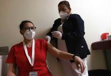 Inicio de vacunación fue eficaz, afirma AMLO