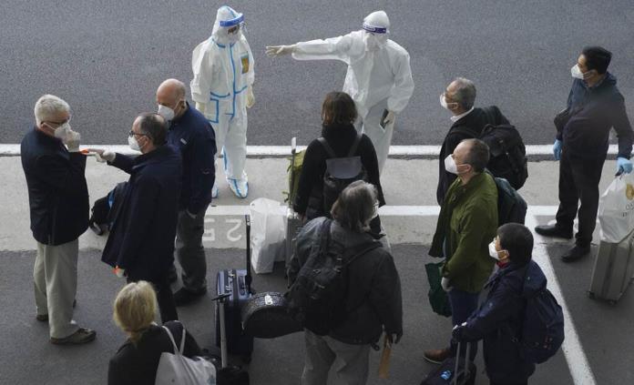 Equipo de OMS llega a Wuhan para estudiar origen de la pandemia