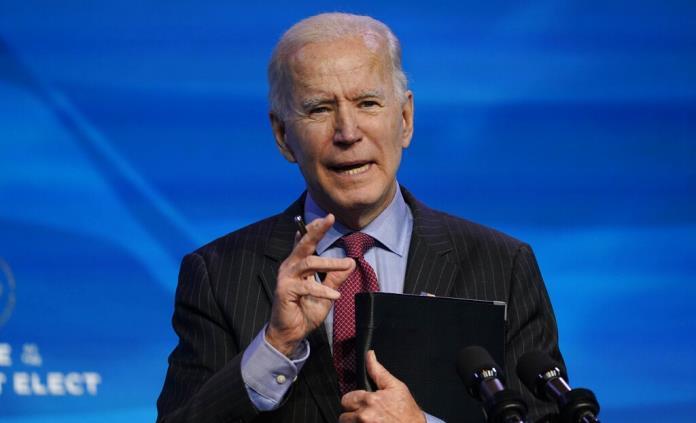 Plan de Biden busca cortar ciclo de virus con máscaras y vacunas
