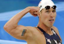 Nadador olímpico, acusado en asalto del Capitolio