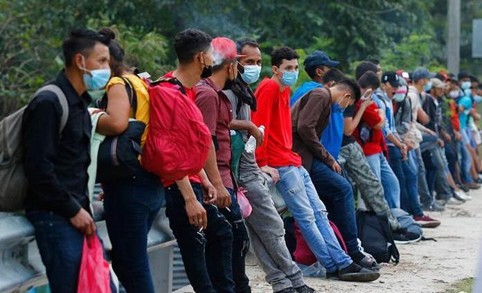 Guatemala exigirá prueba negativa de la covid-19 a migrantes hondureños