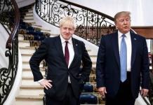 Apoyo a Donald Trump podría costarle caro a Boris Johnson