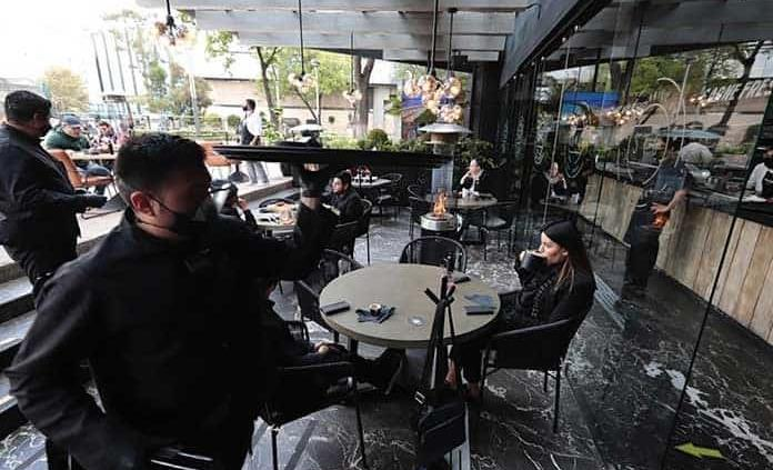 Restaurantes acuerdan medidas para apertura