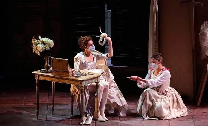La ópera regresa a La Scala de Milán casi un año después del confinamiento