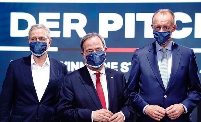 Armin Laschet nuevo líder de la Unión Cristiano Demócrata - Quadratín