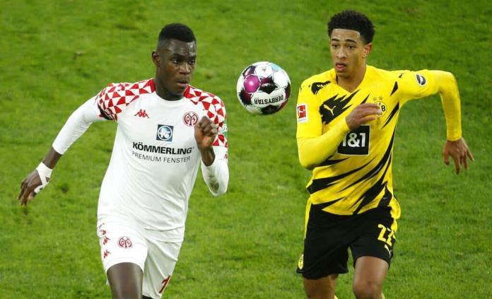 Borussia falla penal, empata 1-1 con Maguncia en Bundesliga