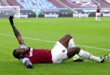 West Ham vence a Burnley en la Liga Premier inglesa