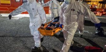 Reportan muerte de menor migrante en viaje a Islas Canarias