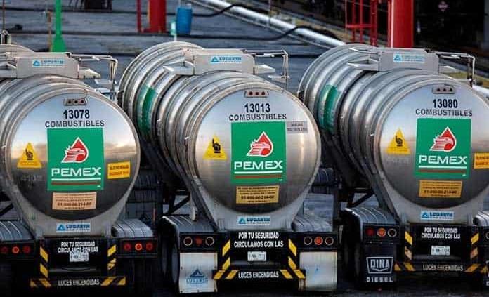 Petróleo mexicano supera los 60 dólares por primera vez desde 2019