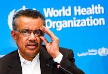 El director de la OMS llega a Kabul en plena crisis sanitaria en Afganistán