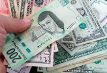 Por segundo día, el dólar se vende en más de 21 pesos en ventanillas