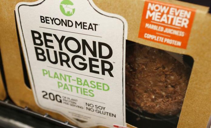 PepsiCo y Beyond Meat se unen para vender carne vegetal