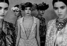 Chanel reúne a sus celebridades para mostrar su colección de Alta Costura (VIDEO)