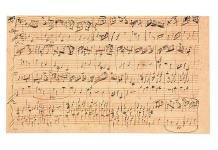 Lo nuevo de Mozart: 94 segundos de música inédita celebran su 265 cumpleaños