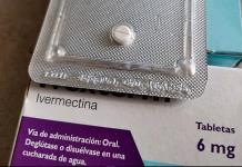 La OMS recomienda no utilizar la ivermectina en pacientes con covid-19